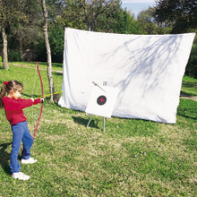36'W x 10'H Archery Netting