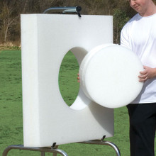 "48"" Square Ethafoam Target With Replaceable Core"