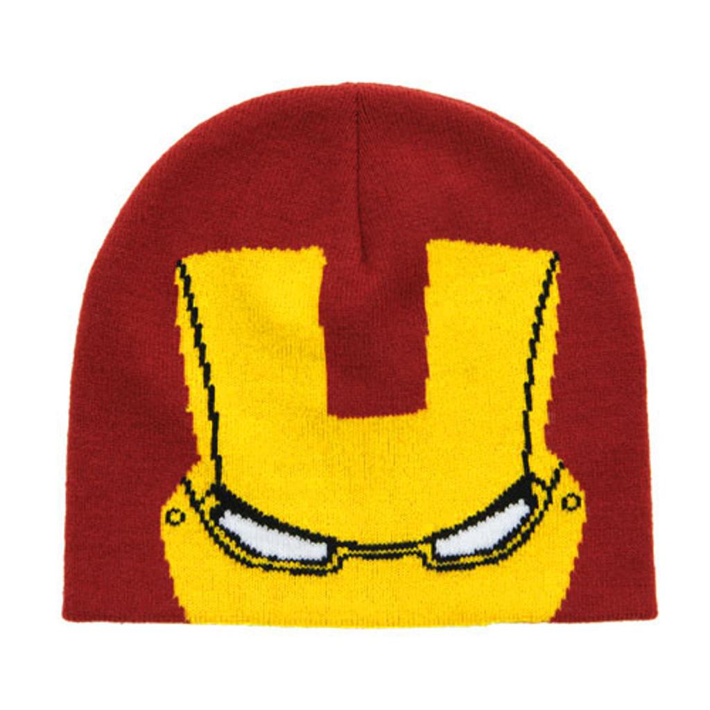Iron Man Knit Beanie