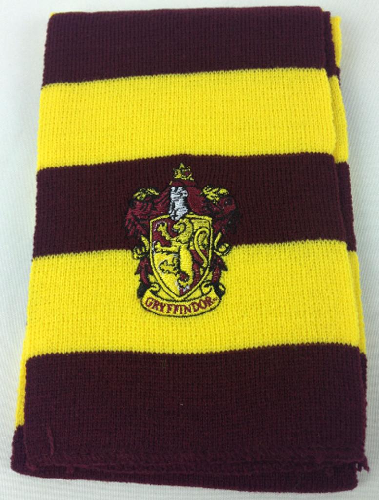 Harry Potter - Gryffindor House Scarf