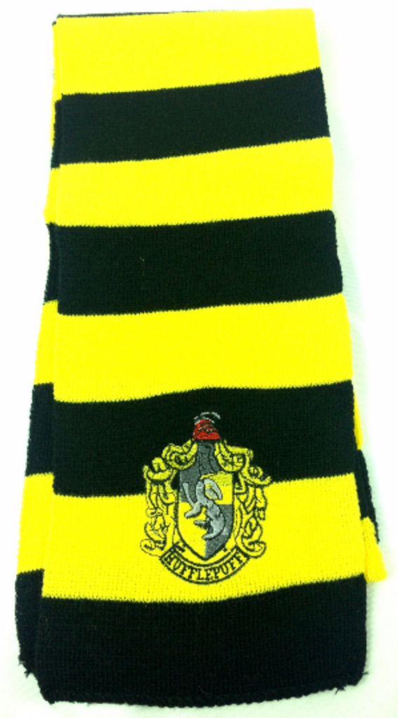 Harry Potter - Hufflepuff House Scarf
