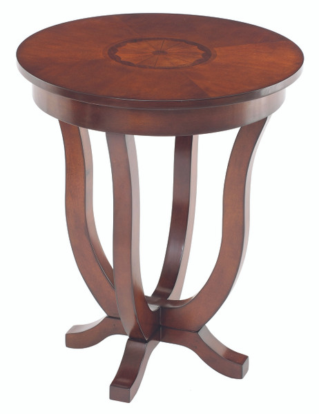 Round End Table - PUT011