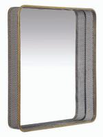 Wren Mirror 20Ì´Ì_ÌÎÌÌ´å Square - LY114