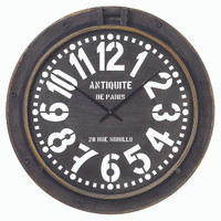 NORTH CLOCK - LY112