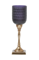 Mia Votive Purple - SR055