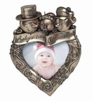 Baby's First Christmas Frame - KK041