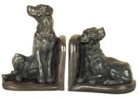 Labrador Bookends - M18117