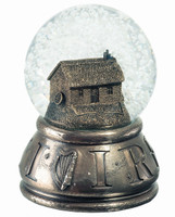 Irish Cottage Snow Globe - NN024
