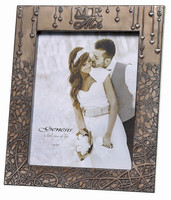Mr & Mrs Wedding Frame  -  NN034