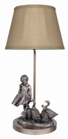 The Goose Girl Lamp - PP014L (PP014L)