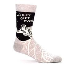 Worst Gift Ever Men's Socks