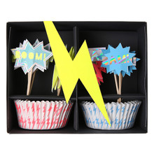 Kapow! Cupcake Kit