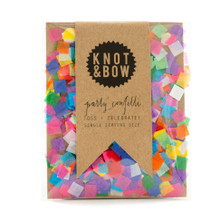 Tiny Rainbow Party Confetti - Single Serving