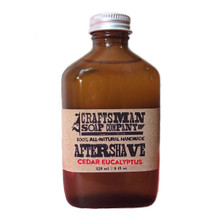 Cedar Eucalyptus Aftershave