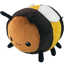 Fuzzy Bumblebee Squishable