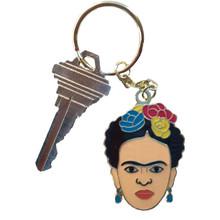 Frida Kahlo Keychain