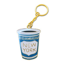 New York Keychain
