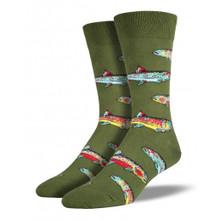 Trout Men's Socks