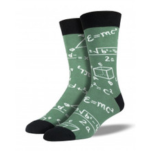 Math Men's Socks
