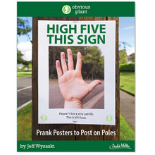 High Five This Sign Poster Book