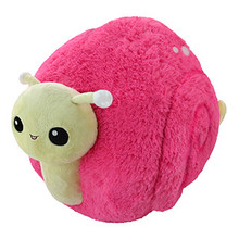 Snuggly Snail Squishable