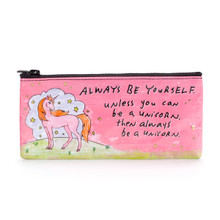 Be Yourself Unicorn Pencil Case