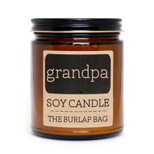 Grandpa Soy Candle