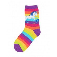 Magical Unicorn Kids Socks