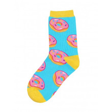Donuts Kids Socks