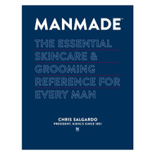 MANMADE: Essential Skincare & Grooming Reference for Every Man