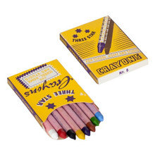 Three Stars Crayons