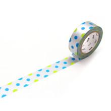 Glitter Kirakira Silver Washi Tape