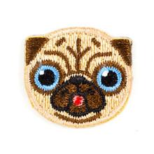 Pug Sticker Patch