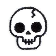 Skull Sticker Patch