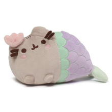 Clam Shell Mermaid Pusheen