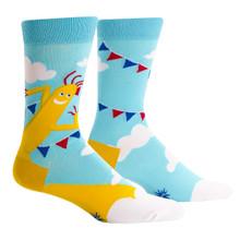 Mr. Wavy Arms Men's Socks