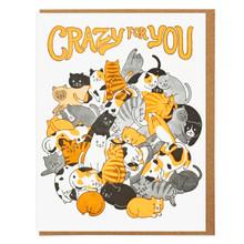 Crazy For You Card