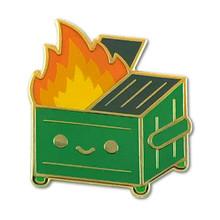 Lil Dumpster Enamel Pin
