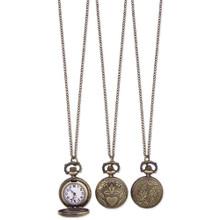 Pocket Watch Necklaces