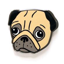 Pug Enamel Pin