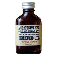 Citrus Splash Beard Oil