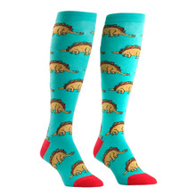 Tacosaurus Knee-High Socks