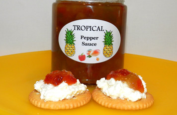 Tropical Pepper Jelly