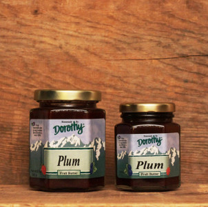 Plum Fruit Butter