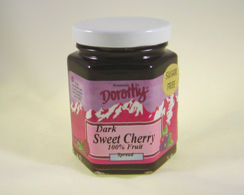 Sugar Free Dark Sweet Cherry Spread