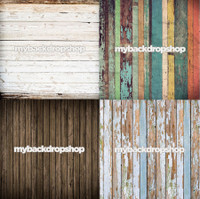 Four Pack Combo for Less - 4 Photography Backdrops - Items 1754, 1536, 1547 & 314 - As Seen or Mix and Match