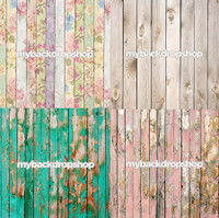 Four Pack Combo for Less - 4 Photography Backdrops - Items 1765, 157, 214 & 1796 - As Seen or Mix and Match