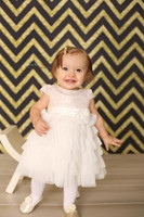 Black and Gold Glitter Chevron Photography Backdrop - Item 2204