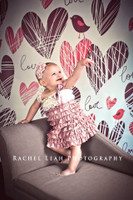 Hearts Photography Backdrop - Item 175