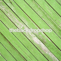Green Wood Floordrop - Item 177